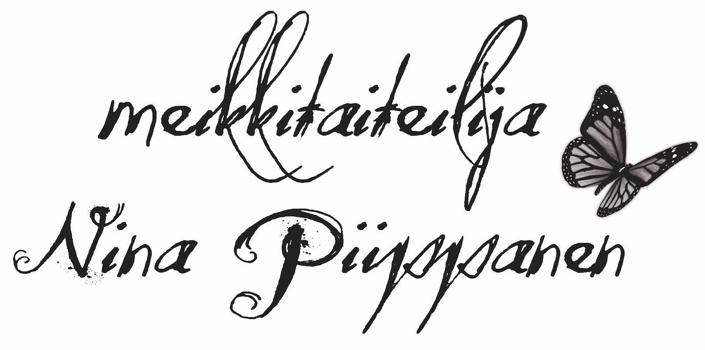 Meikkitaiteilija Nina Piippanen